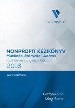 Nonprofit kézikönyv 2016