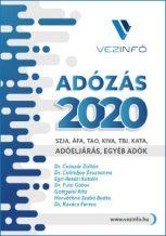 ADÓZÁS 2020