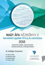 Nemzetközi ügyletek ÁFA-ja és számlázása 2016