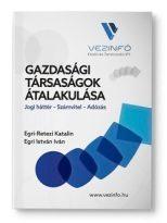 Gazdasági Társaságok Átalakulása 2021