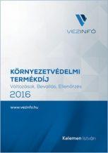 Környezetvédelmi termékdíj 2016