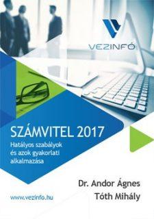 Számvitel 2017