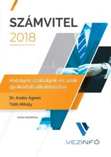 Számvitel 2018