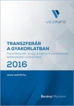 Transzferár a gyakorlatban 2016