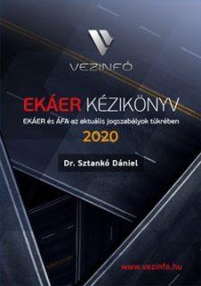 EKÁER Kézikönyv 2020