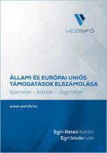 Állami és Európai Uniós támogatások elszámolása 2016