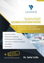 Számviteli Szabályzatmintatár 2019-2020 (Könyv + Pendrive)