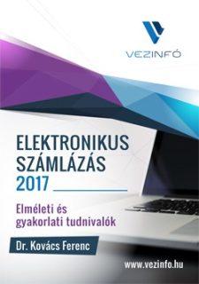 Elektronikus számlázás 2017