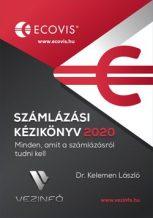 SZÁMLÁZÁSI KÉZIKÖNYV 2020