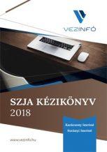 SZJA Kézikönyv 2018