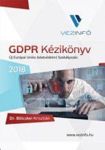 GDPR Kézikönyv 2018
