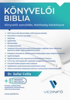 Könyvelői Biblia (Könyv + Pendrive)