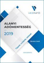 Alanyi adómentesség 2019