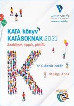 KATA könyv KATÁSOKNAK 2021