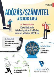 Adózás/Számvitel (elektronikus, PDF-formátumú folyóirat)